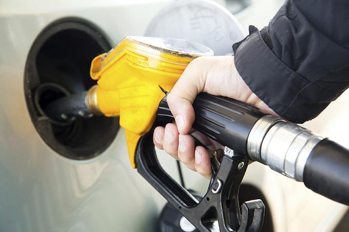 Consommation de carburant d'un véhicule