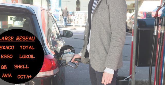 carte carburant multiservices et multimarques