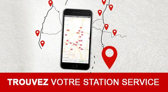 Carte carburant Avia : application mobile