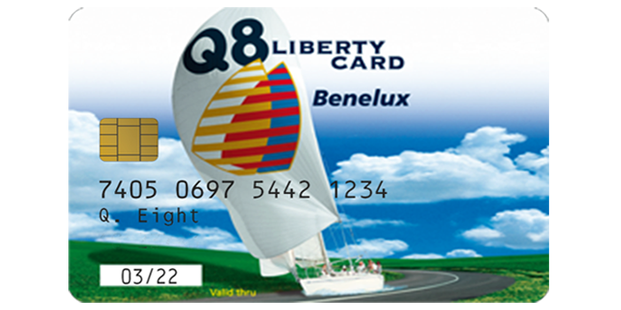 Carte Q8 : Liberty Card