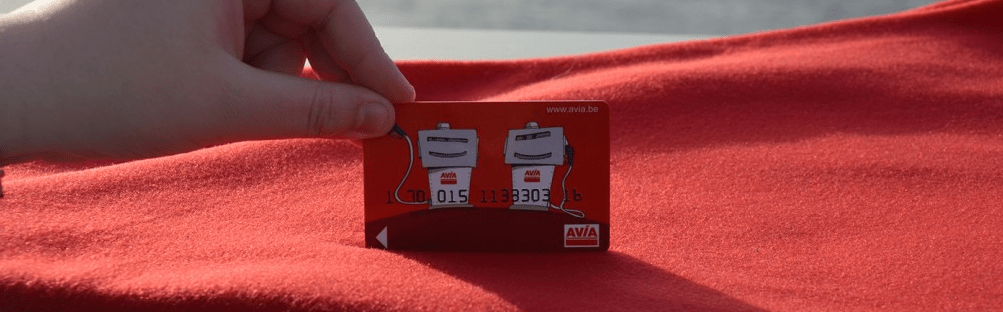 carte carburant Avia