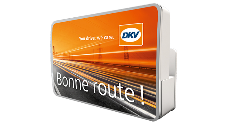 carte carburant DKV