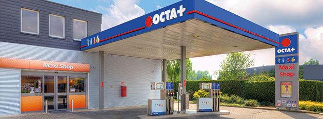 carte carburant octa +