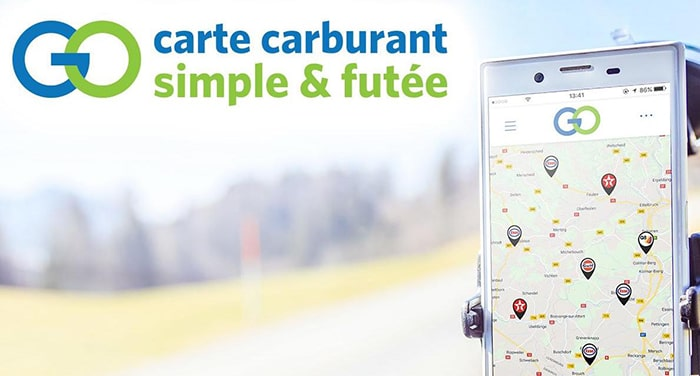 carte carburant Texaco