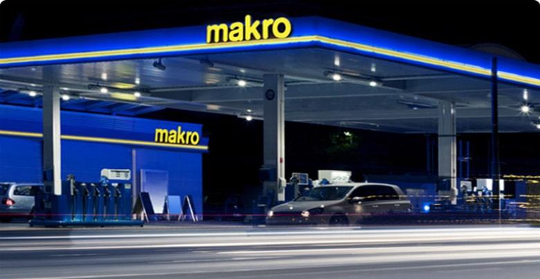carte carburant Makro