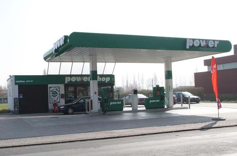 carte carburant Power et station