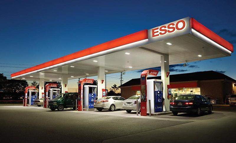 carte carburant VAB valable chez Esso